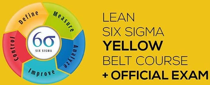 Lean Six Sigma Yellow Belt Official Exam 1