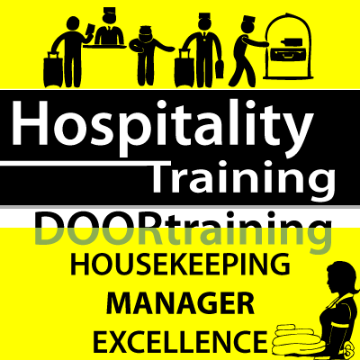 housekeeping manager excellence